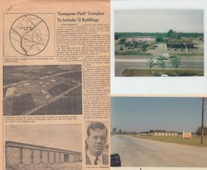 Historical pictures and articles of Wolf Road and Exit 3
