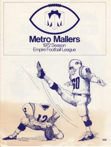 The Metro Mallers 1972 Yearbook