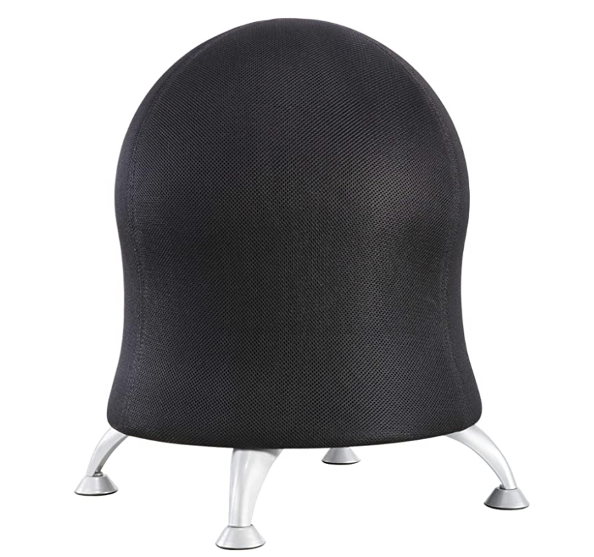 Ball chair in capital district office space